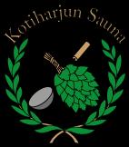 Kotiharjun saunan logo